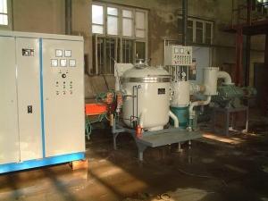 25kg真空感应熔炼炉(ZG-0.025)